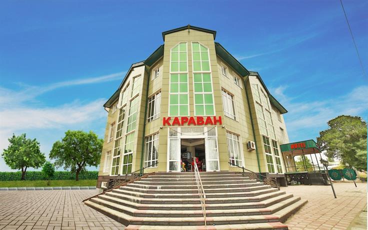 Caravan Hotel Karakol
