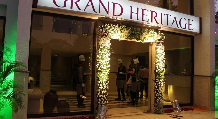 About The Grand Heritage Hotel