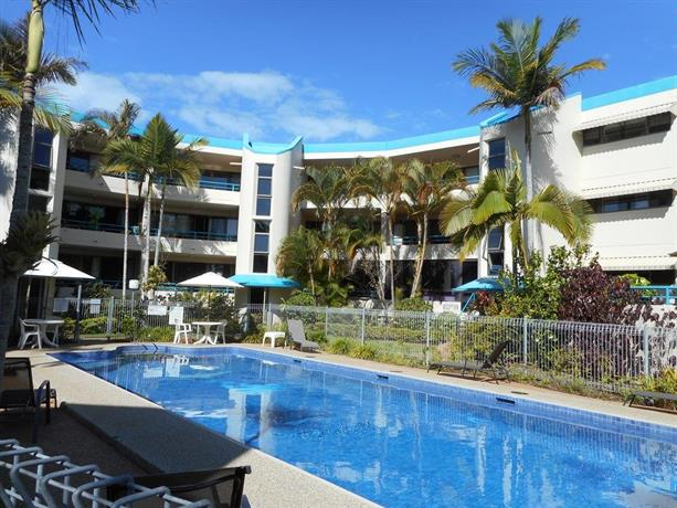 Placid Waters Holiday Apartments Bribie Island