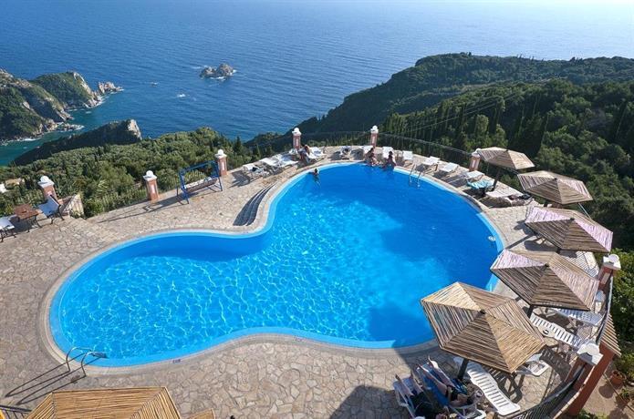 Bella Vista Studios Corfu Island
