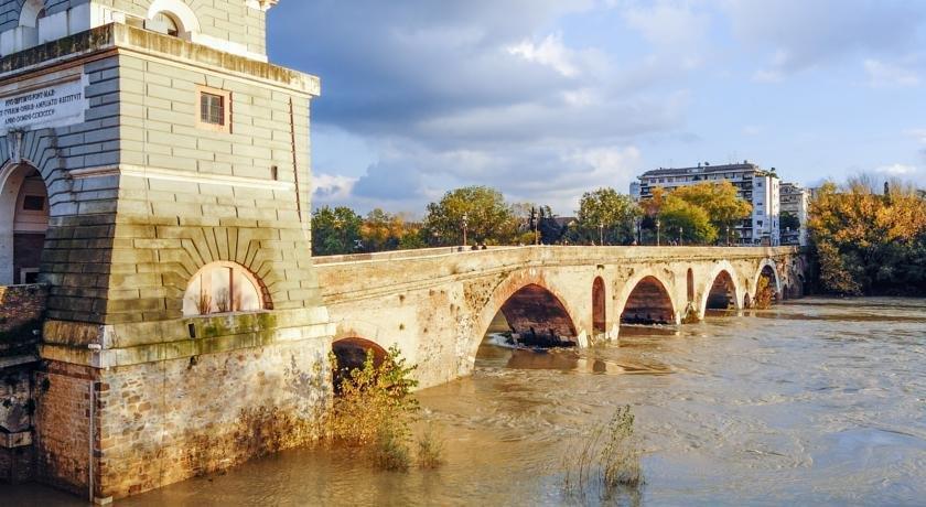 L'attichetto di Ponte Milvio