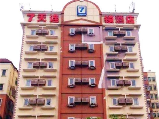 7 Days Inn Shenzhen Che Gong Miao Branch