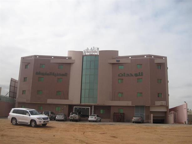 Al-Solidere 1 Hotel Suites