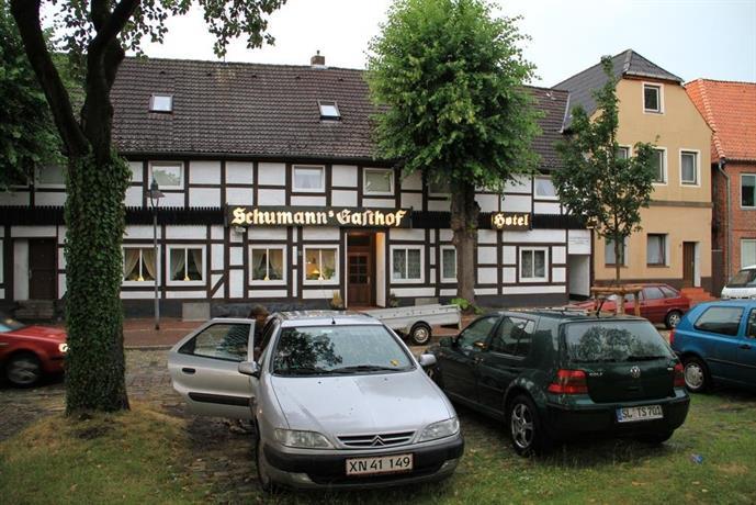 Schumanns Hotel Garni Rendsburg