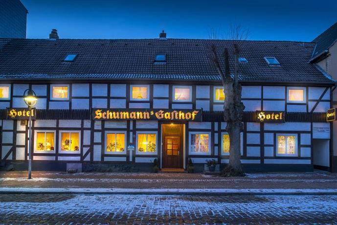 Schumann S Hotel Garni Baronstr   Rendsburg