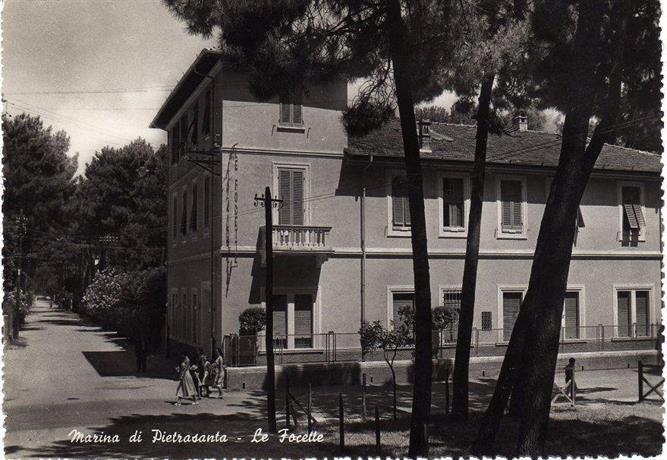 Hotel Le Focette