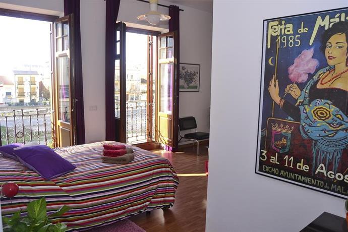 About Shiny Malaga Apartments