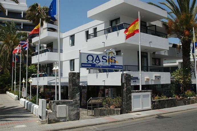 Playa Oasis Maspalomas