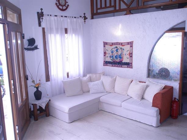 Captain's House Patmos