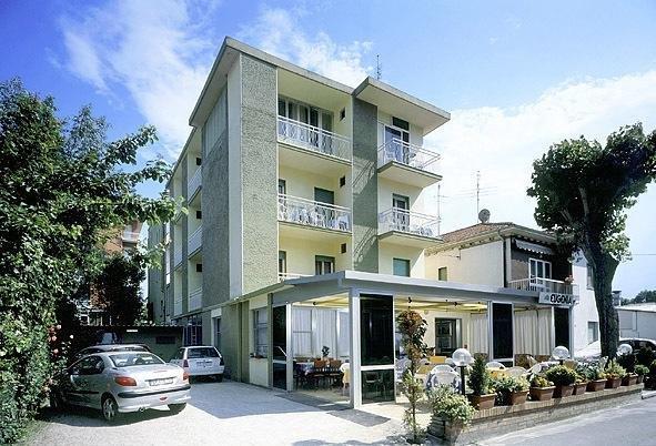 Hotel Villa Eugenia Riccione