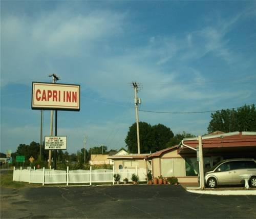 About Capri Inn Benton