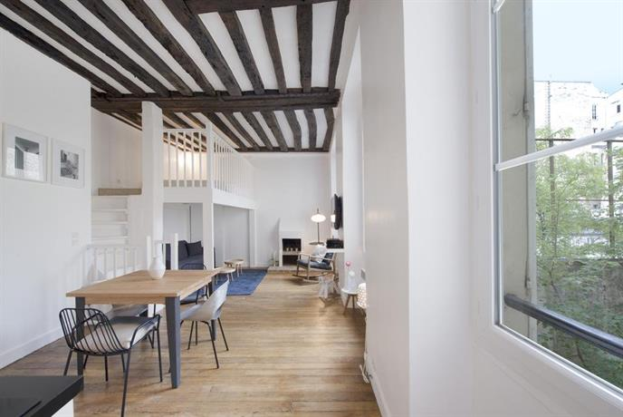 Studio cherche midi par s comparar ofertas for Cherche hotel