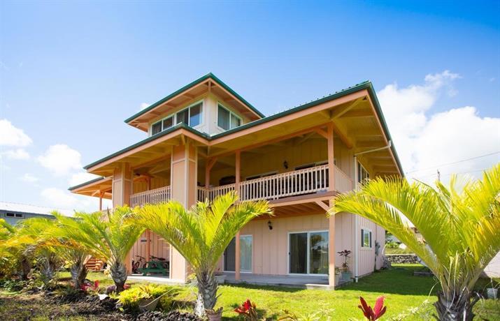 Nice Big House Near the Kalapana Lava Flows & Kehena Beach
