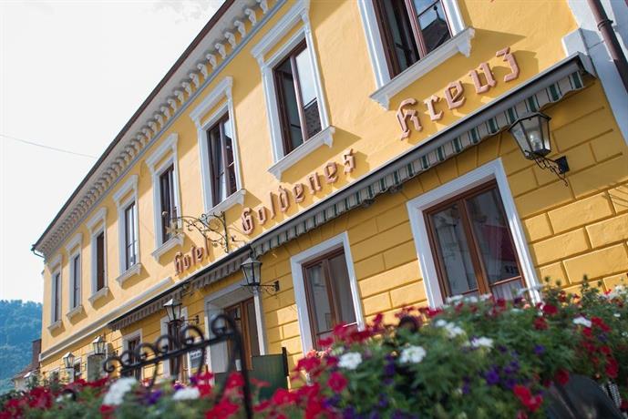 Hotel Goldenes Kreuz Grein