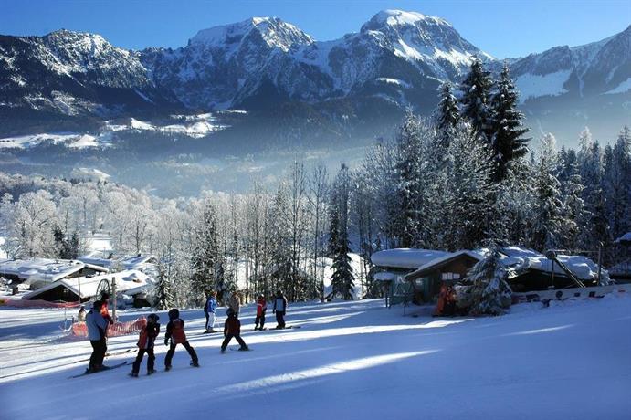Hotel Pension Alpenstern Berchtesgaden