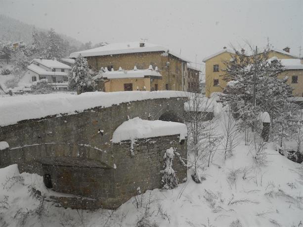 Albergo del ponte san piero in bagno bagno di romagna - San pietro in bagno ...