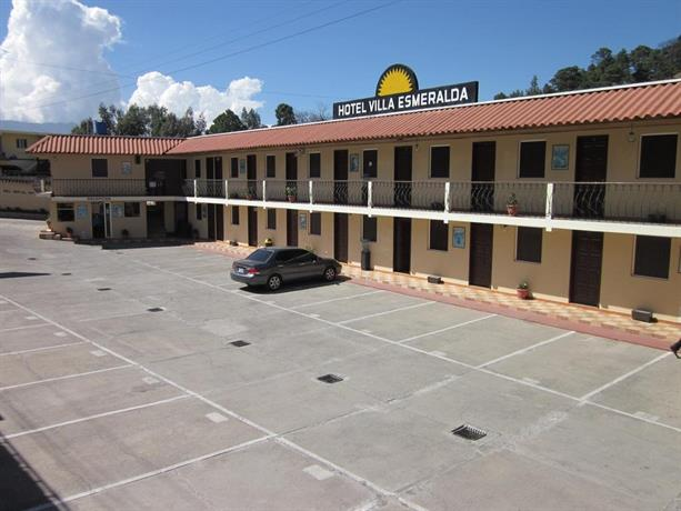 Hotel y Restaurante Villa Esmeralda