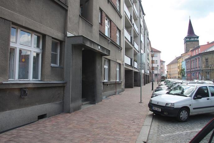 Apartment U Krale Tylova 515