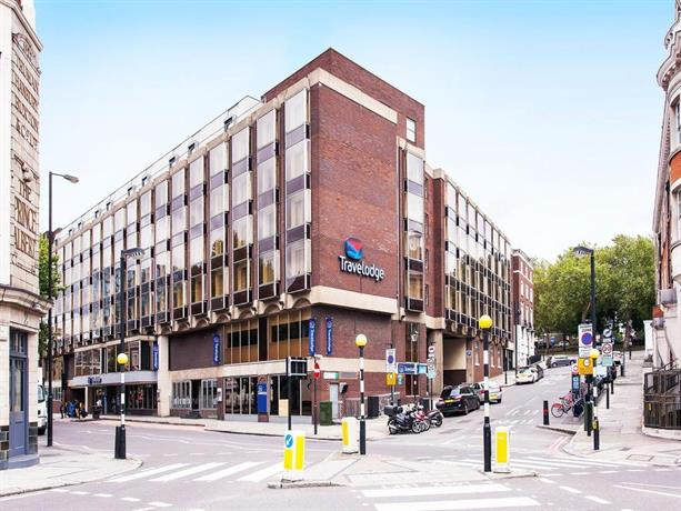 Travelodge London Kings Cross Royal Scot Hotel
