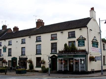 The George Inn Eccleshall