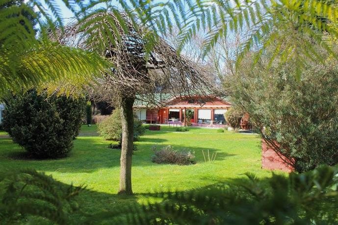 Cabanas aldea los jardines de osorno compare deals for Cabanas de jardin