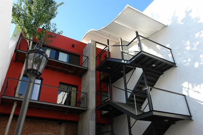 Mariposita de San Telmo Tango Hotel