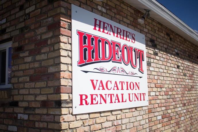 Henrie's Hideout