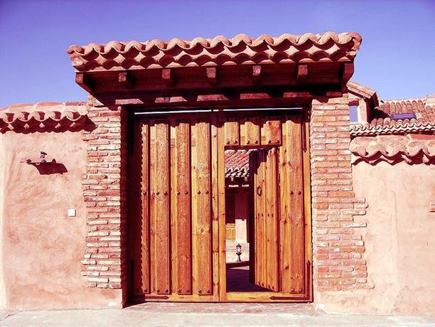 Casa de Barro Matarrubia