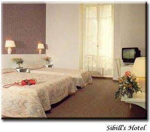 Arcantis Hotel Sibills Rooms