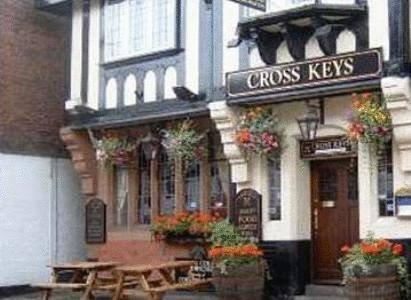 The Crosskeys Hotel Knutsford