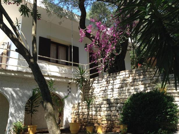 Villa Magdalena Barmpati Corfu Island