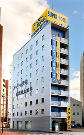 Super Hotel Yokkaichi Stn Front
