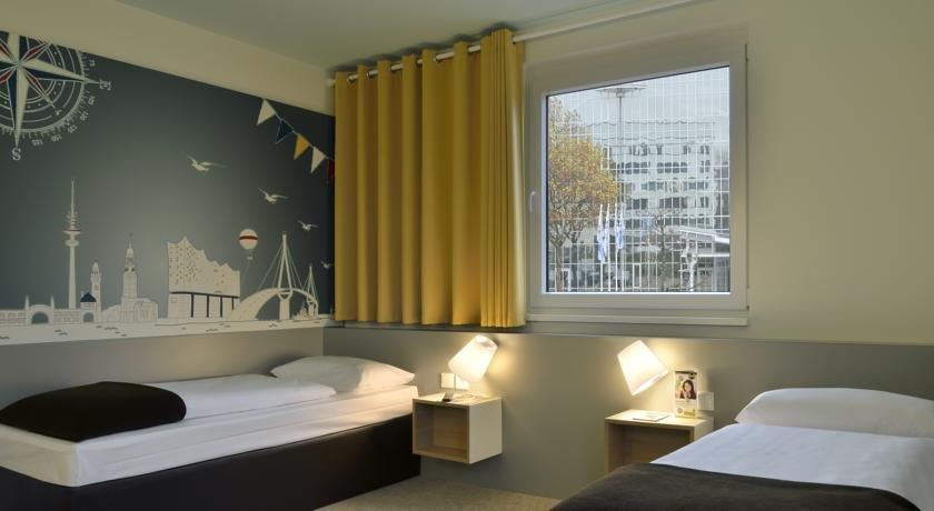 Bb Hotel Hamburg Barmbek Nord