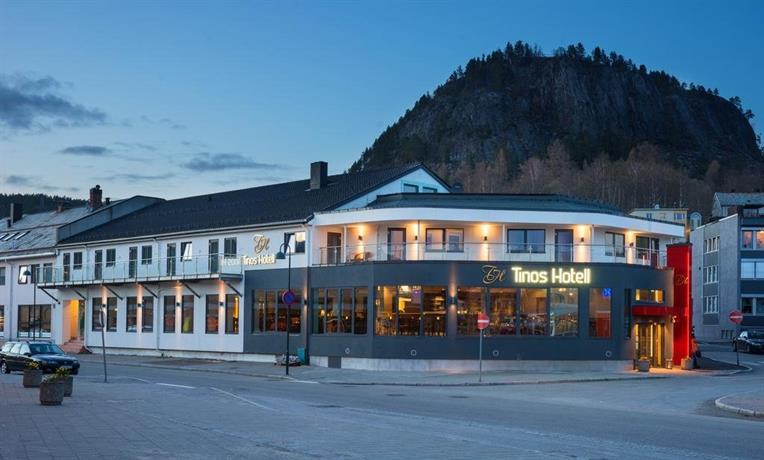 Tino's Hotel Namsos
