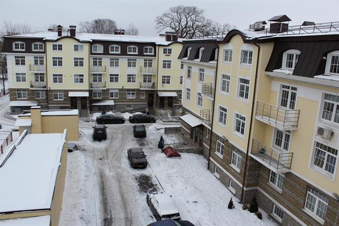 Apartment Svetlana Strelna