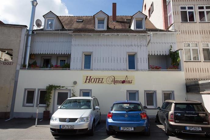 Hotel Restaurant Amadeus Speyer