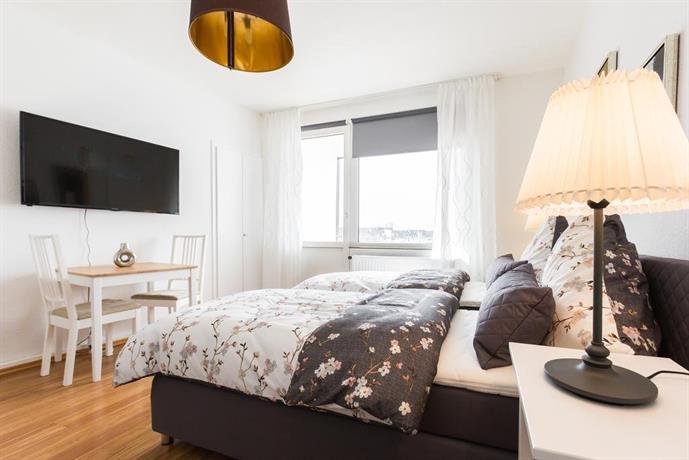 Apart2stay dusseldorf confronta le offerte for Appart hotel dusseldorf