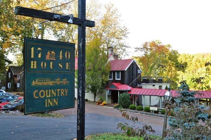 Lumberville 1740 House