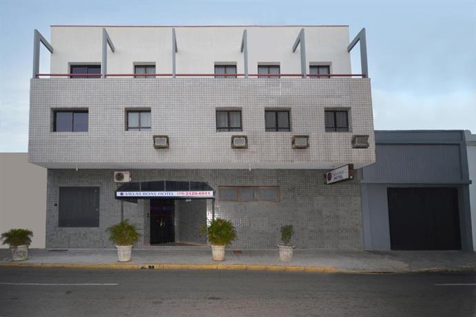 Villas Boas Hotel