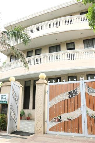 Krishna Coddle Residency