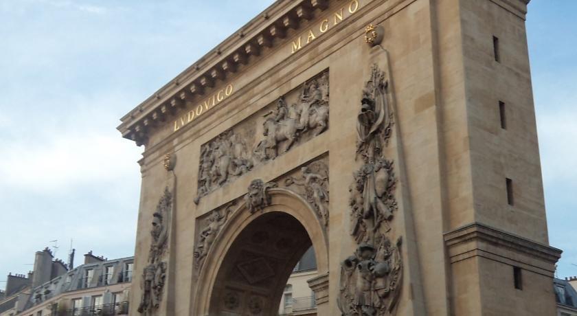 Flat montorgeuil etienne macel paris compare deals for Flat hotel paris