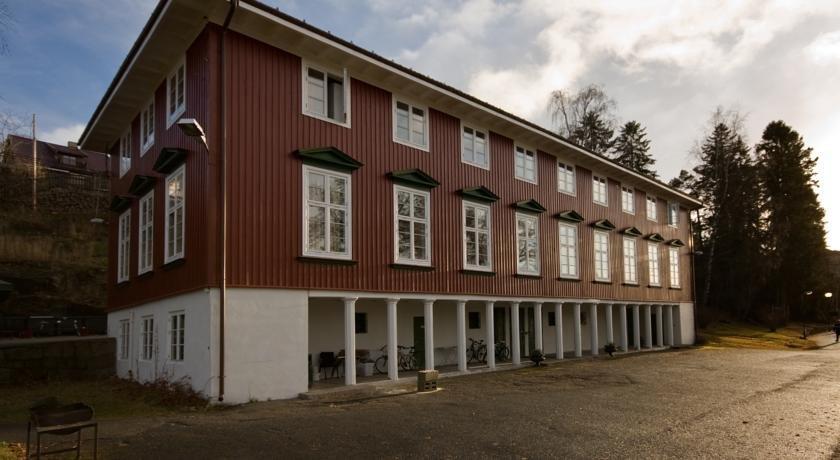 Oslo Vandrerhjen R nningen/Oslo Hostel