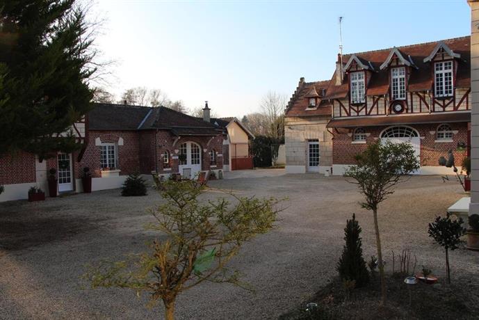 L'ecurie de Vieux-Moulin