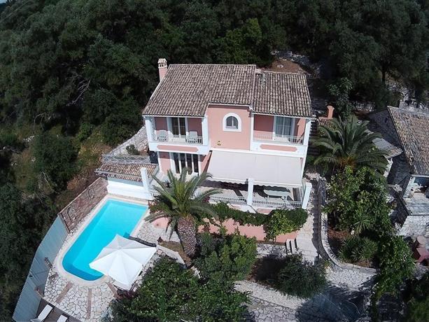 Villa Anastasia Corfu Island