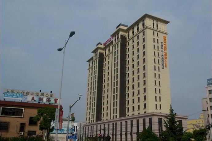 Shanghai Motel 168 Zhangjiang Road