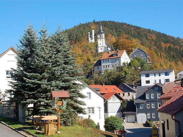 Ferienwohnung Panorama Schalkau
