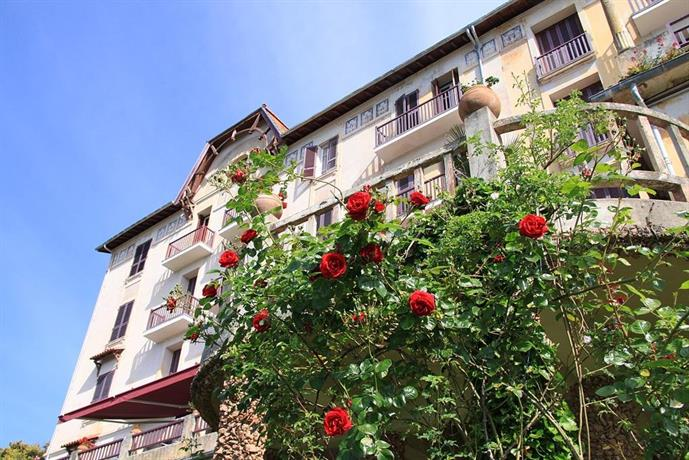Hotel les roches rouges piana compare deals - Hotel les roches rouges ...