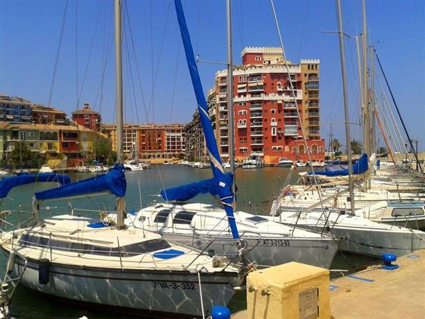 Valencia Port Saplaya