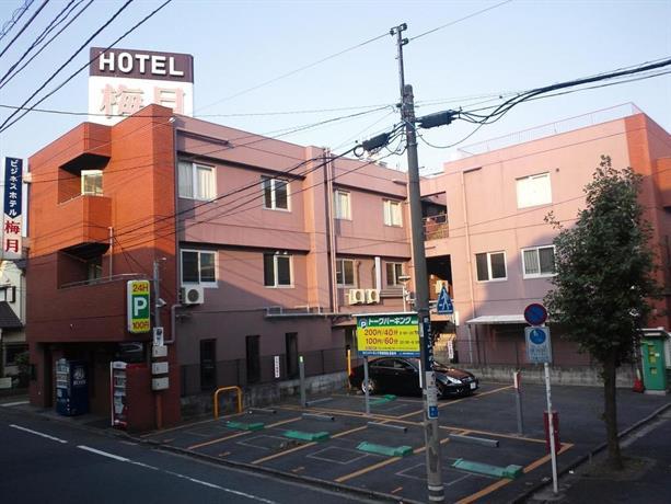 Business Hotel Baigetsu