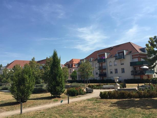 Residence Le Parc Colmar